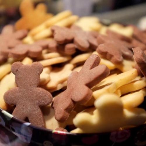 Sablés de Noël à la vanille à décliner à l'infini