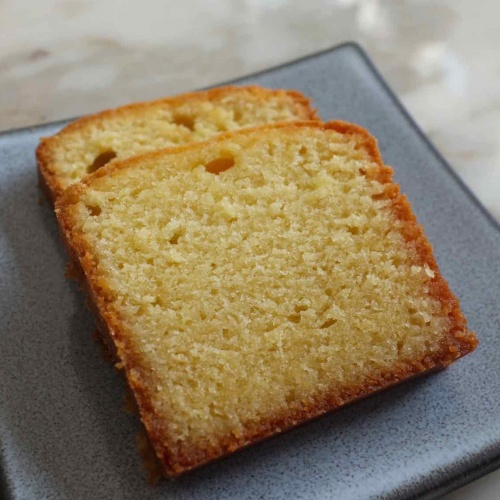 Cake moelleux aux agrumes